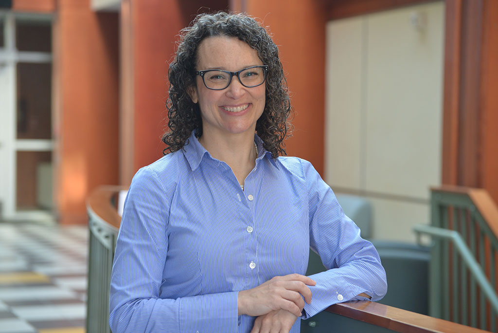 Mara Power, Ph.D. student.